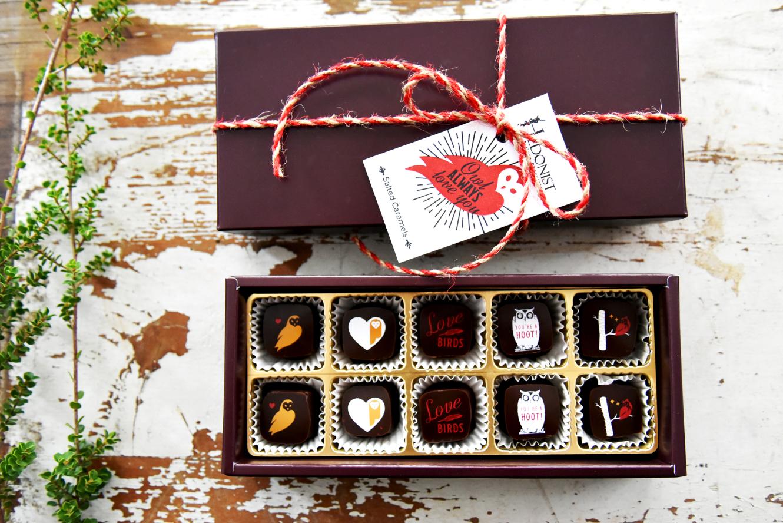 Valentine S Chocolate Gifts Hedonist Artisan Chocolates